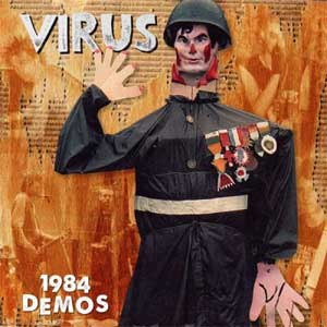 Virus - 1984 Demos LP