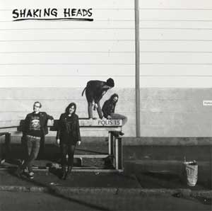 Shaking Heads - Same LP