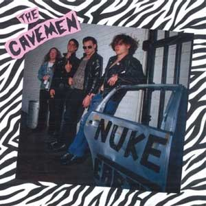 Cavemen, The - Nuke Earth LP