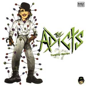 Adicts, The - Twenty Seven LP