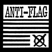 Anti Flag - Flag (Druck)