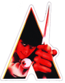 Clockwork Orange Bild (Pin)