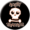 Angry Samoans (Button)