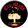 Cro-Mags (Button)