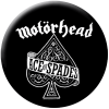 Motörhead - Ace Of Spades (Button)