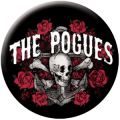 Pogues, The (Button)