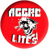 Aggrolites - Panther (Button)