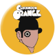 Clockwork Orange - Head (Button)