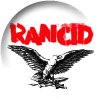 Rancid - Eagle (Button)
