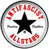 Antifascist Allstars (Button)