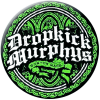 Dropkick Murphys (Button)