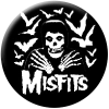Misfits - Ghoul (Button)