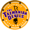 Tazmanian Devils, The - Note (Button)