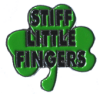 Stiff Little Fingers (Pin)