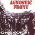 Agnostic Front – One Voice CD