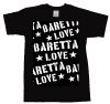 Baretta Love/ Logo T-Shirt
