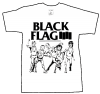 Black Flag/ Flyer T-Shirt