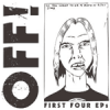 OFF! - First Four EP´s Box