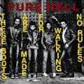 Pure Hell - These Boots Are Made For Walking EP