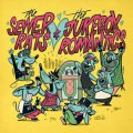 Split - Jukebox Romantics, The/ Sewer Rats, The EP