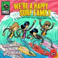 V/A - We´re A Happy Surf Family EP