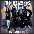 Ramonas, The - You Asked For It EP