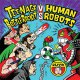 Split - Human Robots/ Teenage Bottlerocket EP
