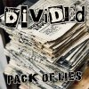 Divided, The - Pack Of Lies col EP