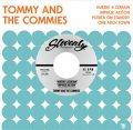 Tommy And The Commies ‎– Hurtin' 4 Certain EP