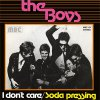 Boys, The ‎– I Don't Care / Soda Pressing EP