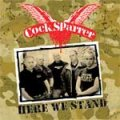 Cock Sparrer - Here We Stand LP+CD+DVD