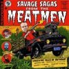 Meatmen - Savage Sagas From The Meatman LP