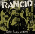 Rancid - Honor Is All We Know LP+CD (deluxe)