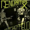 Generation X - Live At Sheffield LP