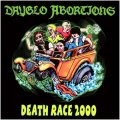 Dayglo Abortions - Death Race 2000 LP