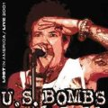 US Bombs - Lost In America/ Live 2001 LP