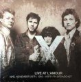 X - Live At L'Amour, NYC, November 26th, 1983 2LP