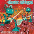 Groovie Ghoulies - Wold Contact Day LP
