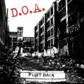 DOA - Fight Back LP