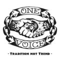 One Voice - Tradition Not Trend LP