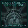 Lenny Lashley´s Gang Of One - All Are Welcome LP