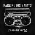 Harrington Saints - 1000 Pounds Of Oi! LP