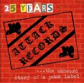 V/A - 25 Years Attack Records LP