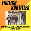 English Subtitles - Oranges And Lemons Demos 1978-1979 LP