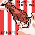 Split - Evil Twins, Thee/ Missile Studs, The LP