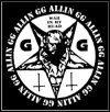 GG Allin - War In My Head