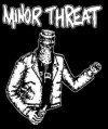 Minor Threat - Bottle (Druck)