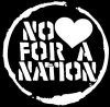 No Love For A Nation (Druck)