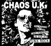 Chaos U.K. - Two Fingers In The Air Punkrock (Druck)