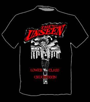 Unseen, The/ Lower Class T-Shirt - Click Image to Close